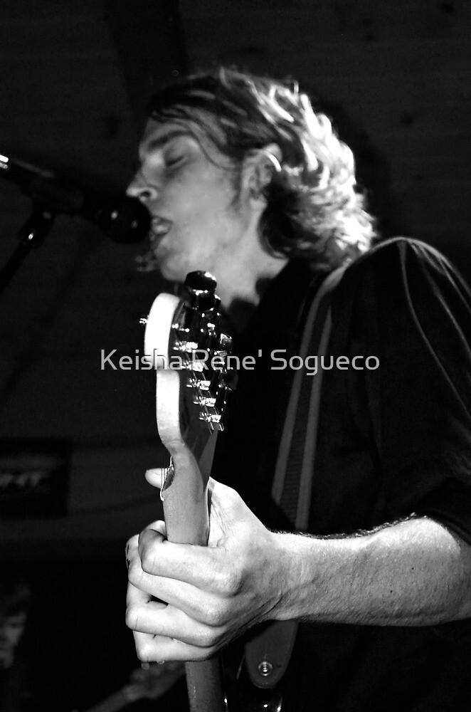 Andrew Scotchie by Keisha Rene' Sogueco