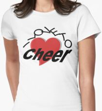I Love To Cheer T-Shirt