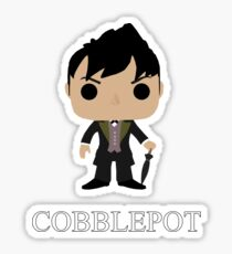 Oswald Pop Sticker