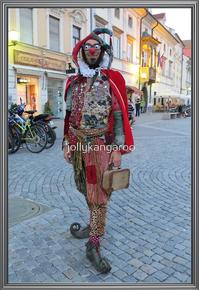 Fool in Slovenia by jollykangaroo