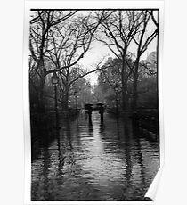 Washington Square Park, Greenwich Village, New York Poster