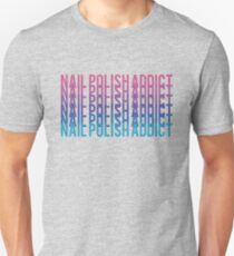 Nail Polish Addict T-Shirt