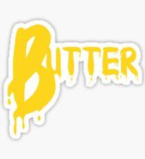 BUTTER Sticker