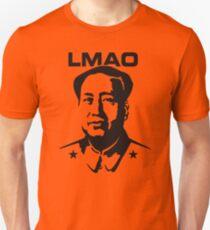 LMAO - Laughing my ass off (Mao Zedong) T-Shirt