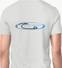 "Logo Surf Energy Movement ""B"" Unisex T-Shirt"