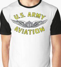 Army Aviation (t-shirt) Graphic T-Shirt
