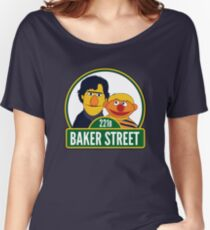 Baker Street Women's Relaxed Fit T-Shirt