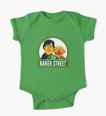 Baker Street One Piece - Short Sleeve