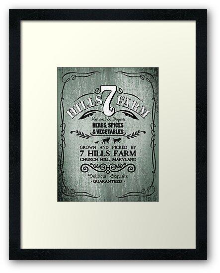 7 HILLS FARM by DREWWISE