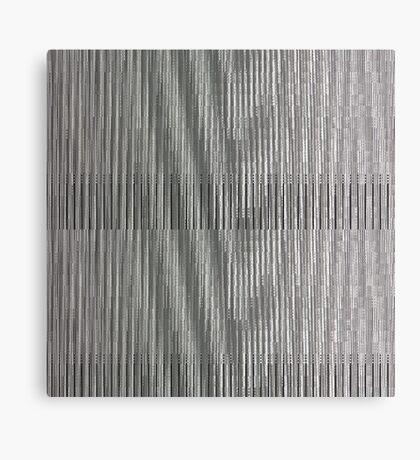 Glitch 1 Canvas Print