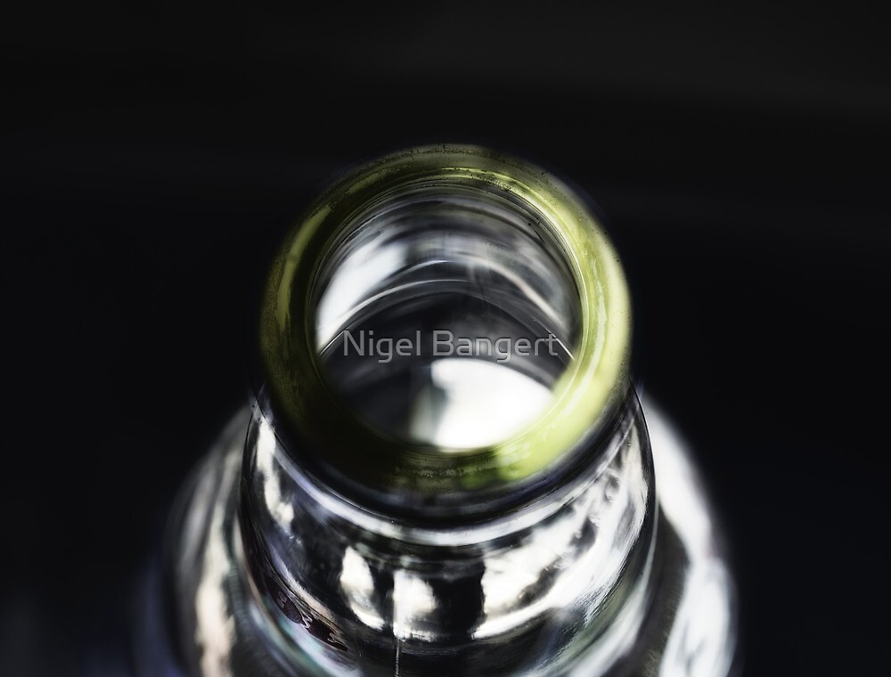 Bottle Neck by Nigel Bangert
