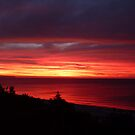 Red sky at night by Deirdreb