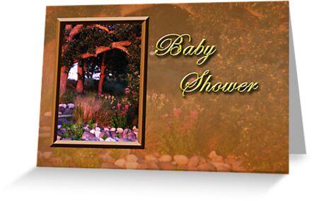 Baby Shower Woods by jkartlife