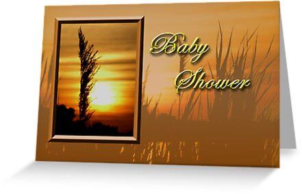Baby Shower Sunset by jkartlife
