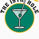 Golf 19th Hole by SportsT-Shirts