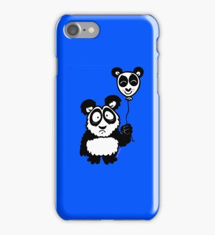 Just a Panda iPhone Case/Skin