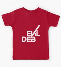 Evil Deb Kids Tee