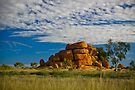 Devils Marbles Conservation Reserve by fotosic