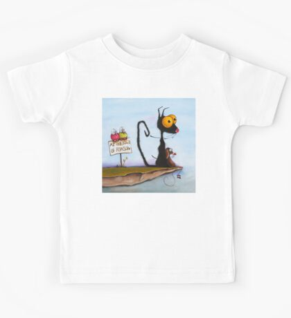 At the Edge of Reason! Kids Clothes