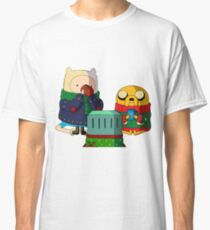 a christmas adventure Classic T-Shirt