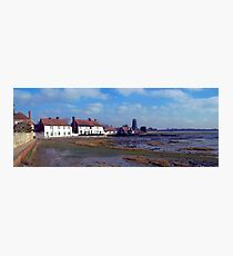 Royal Oak Langstone Harbour Photographic Print