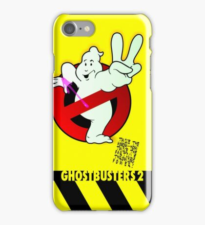 Twice The Know - Twice the Power! (yellow)  iPhone Case/Skin