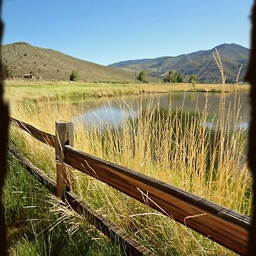 Nevada Wilderness Fences by TwoFriends