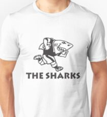 NATAL SHARKS FOR LIGHT SHIRTS SOUTH AFRICA RUGBY SUPER RUGBY T-Shirt