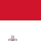 Malta Flag by pjwuebker
