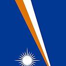 Marshall Islands Flag by pjwuebker