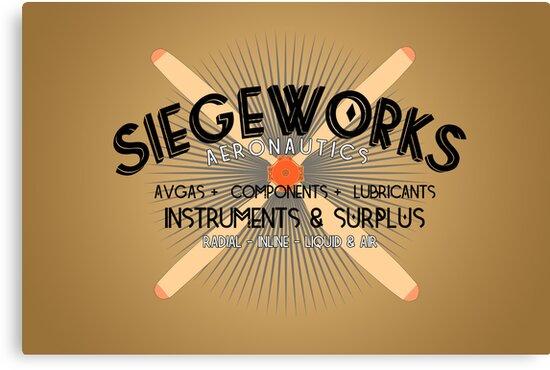 Siegeworks Aeronautics by Chris Jackson