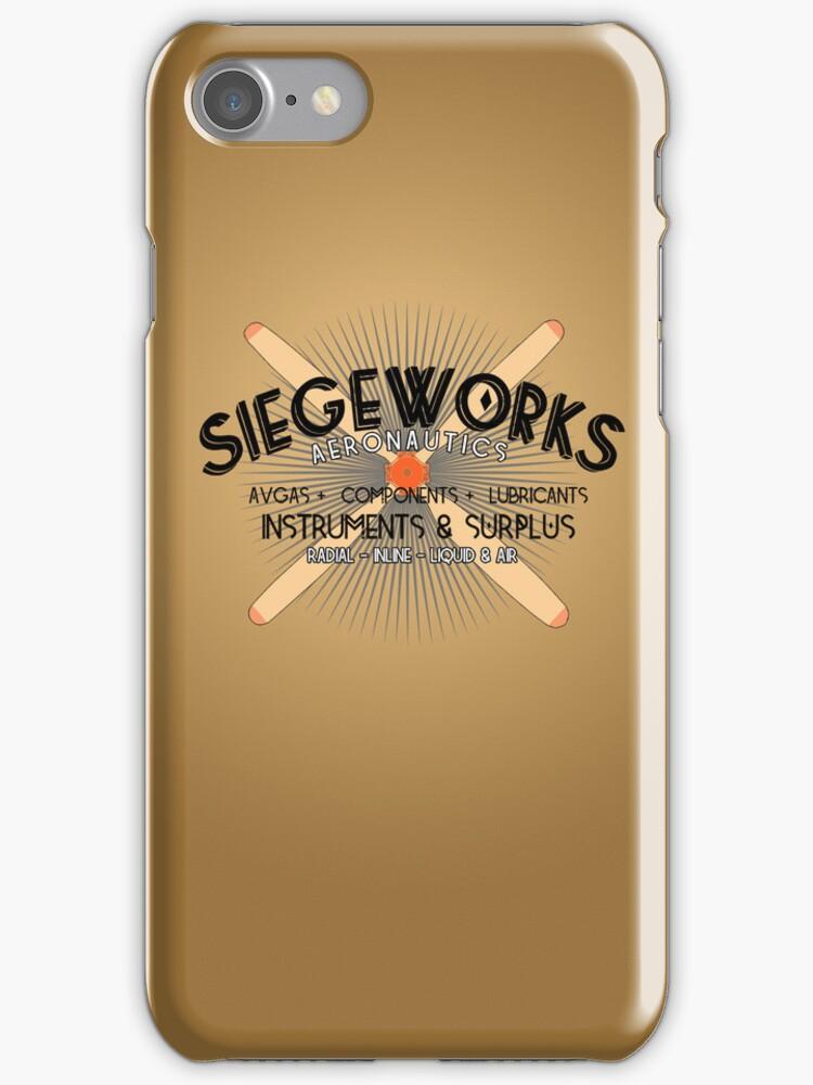 Siegeworks Aeronautics by C.J. Jackson