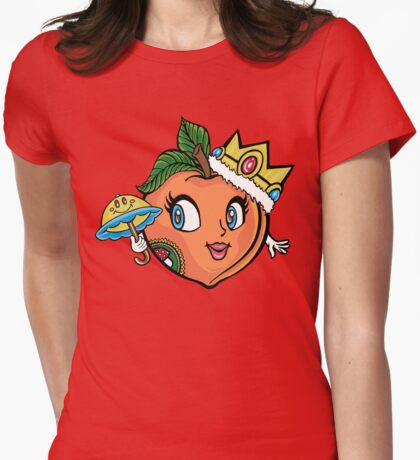 The Crown Peach T-Shirt