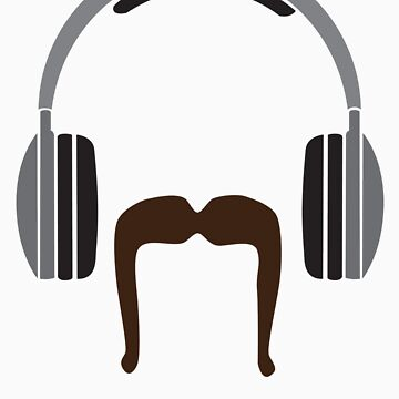 Defending Awesome - Moustache Series - DJ Stash by DefendAwesome