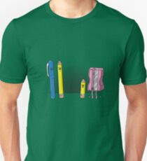 Get Your Pencil In Unisex T-Shirt