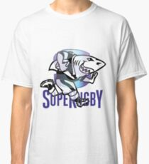 NATAL SHARKS SHARK ATTACK FOR SOUTH AFRICA RUGBY SUPER RUGBY Classic T-Shirt