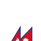 Napal Flag by pjwuebker