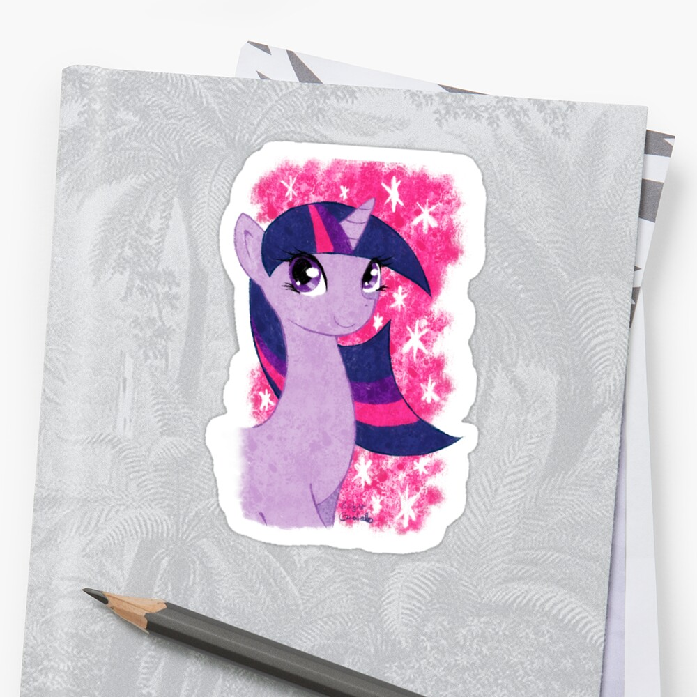 Twilight Sparkle by BonBonBunny