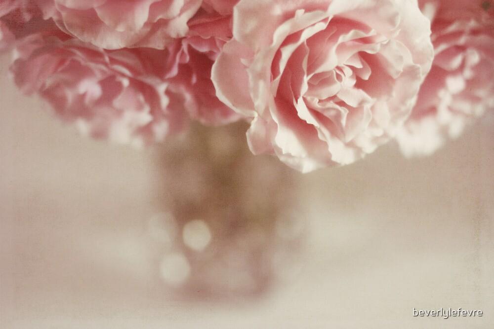 I believe in pink by beverlylefevre