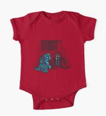 Doctor Sulley One Piece - Short Sleeve