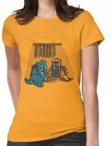 Doctor Sulley Womens Fitted T-Shirt
