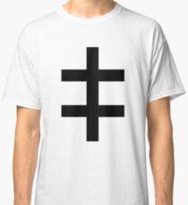 Celebritarian Corporation Black Classic T-Shirt
