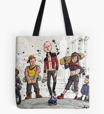 Captains of Congress Street Tote Bag