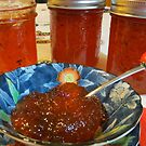 Hot Pepper Jelly by Sandra Fortier