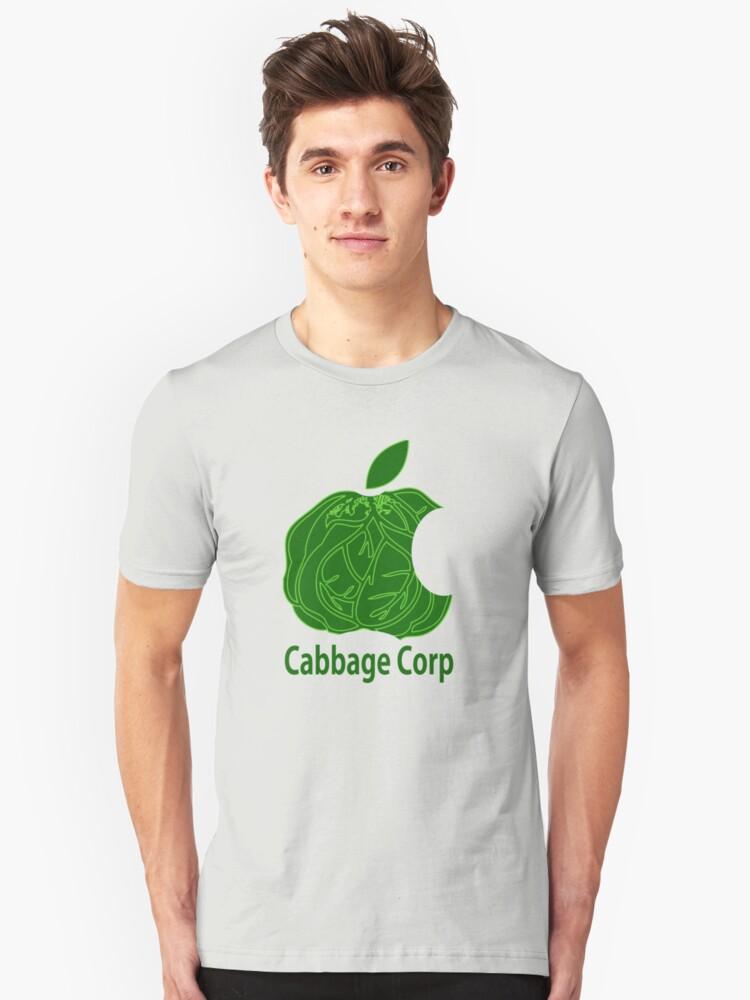 Legend of Korra Avatar Cabbage Corp Unisex T-Shirt Front