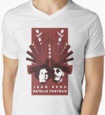 Leon  Men's V-Neck T-Shirt