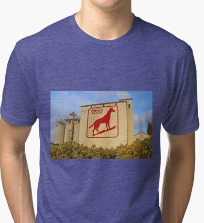 Dingo Flour Mill  Tri-blend T-Shirt