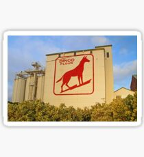 Dingo Flour Mill  Sticker