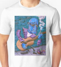 Po' Man's Blues T-Shirt