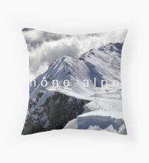 Rhone Alpes E-book Throw Pillow